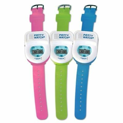 Potty Time Toddler Potty Watch Toilet Training Aid ~ from an Authorized Retailer