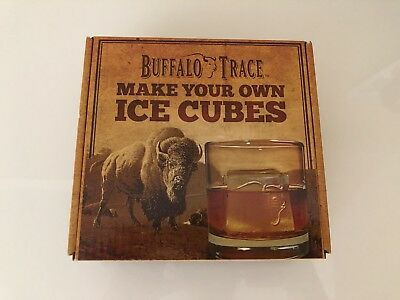 Buffalo Trace Distillery Ice Molds NEW