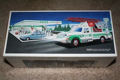Collectible Hess 1994 Rescue Truck in Mint Condition