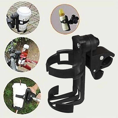 Eg_ Universal Baby Stroller Rotatable Cup Bottle Holder Kids Pram Accessories Or