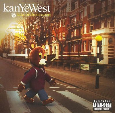 Kanye West - Late Orchestration: Live at Abbey Road Studios