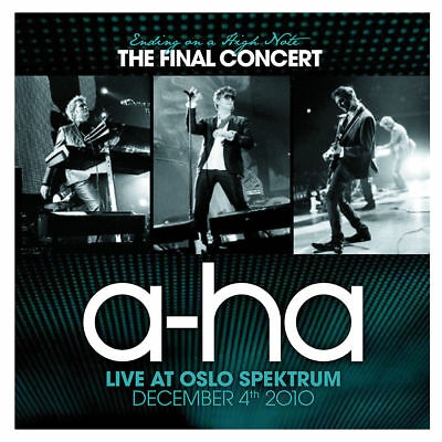 a-ha - Ending on a High Note: The Final Concert: Live at Oslo Spektrum: Decem...