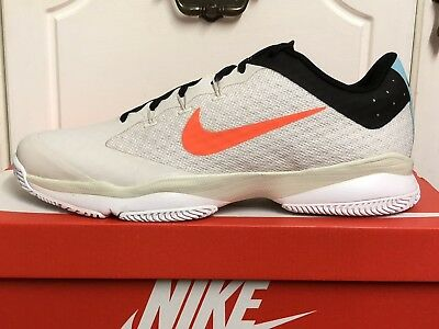 new style 8073b 9d03b Nike Air Zoom Ultra Mens Tennis Trainers Sneakers Shoes Uk Size 12 Eur 47,5