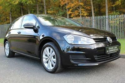 2013 63 Volkswagen Golf 1.6 Se Tdi Bluemotion Technology Dsg 5D Auto 103 Bhp Die