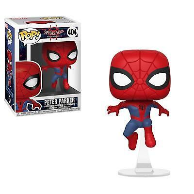 Funko Pop Marvel: Animated Spider-Man Peter Parker 404 34755 In stock