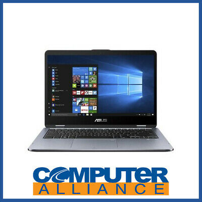 "ASUS TP410UA-EC540T 14"" Touch Core i3 FLIP Notebook Win 10 Home"