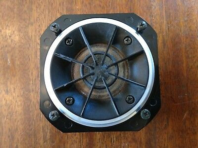 Rare Sony SS-G3 Alnico Tweeter, 1-502-653-11 / 1 Avail / Tested, working