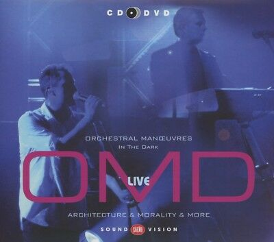 Omd (Orchestral Manoeuvres In The Dark) - Live: Architecture & Morality ...