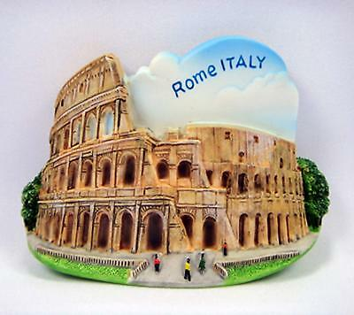 Coliseum Rome Italy Personalised Birthday Greetings Card