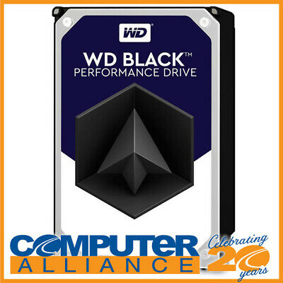 "6TB WD 3.5"" 7200rpm SATA 6Gb/s Black HDD PN WD6003FZBX"