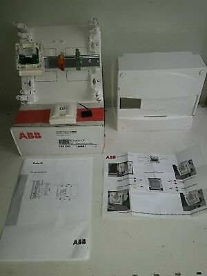ABB GALE'O COFFRET DE COMMUNICATION VDI BASIC 1 rangée