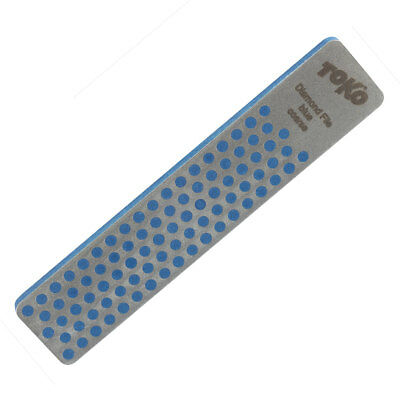 Toko DMT DIAMOND FILE BLAU K325 110mm Diamantfeile mittel
