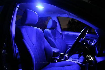 Super Bright Blue LED Interior Light Kit for Toyota Tarago ACR30R 2000 - 2006