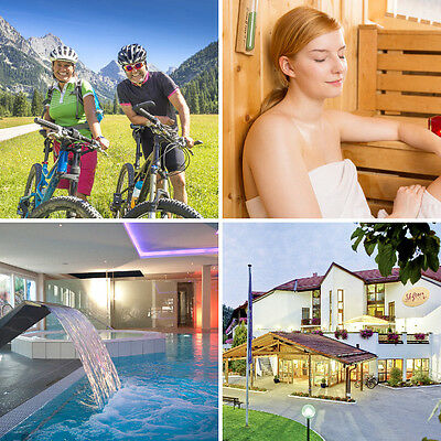 3 Tage Wellness Wochenende 2 Personen Hotel Sankt Georg Bad Aiblng Oberbayern