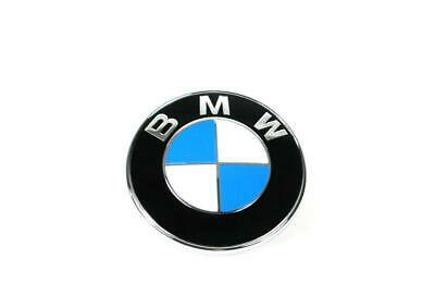 Genuine Bmw Front Roundel Bonnet Emblem Badge Z4 E85 E86