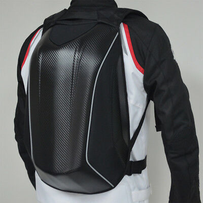 Sac à dos moto  Multifonction Hard Shell Sac Riding Luggage Sac à dos