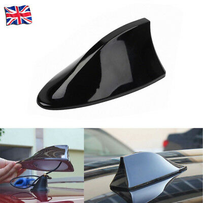 For Audi BMW Car Roof Radio AM/FM Signal Shark Fin Aerial Antenna Line Practical
