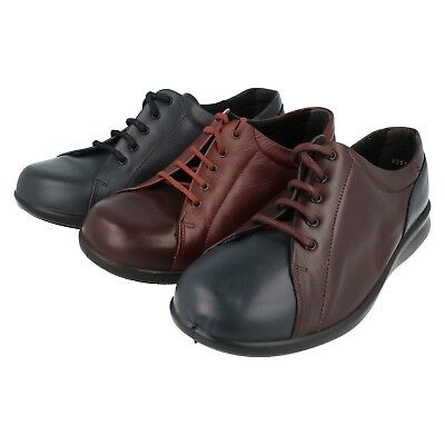 Ladies Lace Up Easy B DB Shoes PHOEBE ( factory seconds)