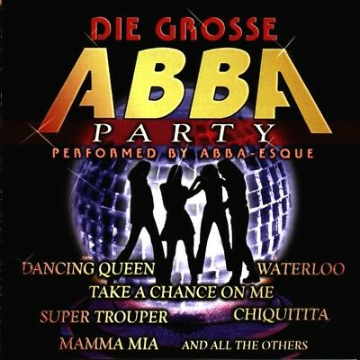 Abba-Esque - Die Grosse Abba-Party