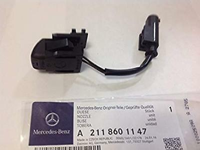 New Genuine Mercedes Windshield Wiper Nozzle Left OR Right OEM 2118601147