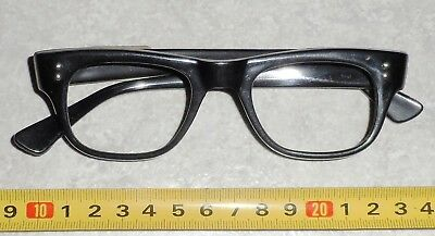 VINTAGE ITALY EYEGLASSES ACETATE FRAME  1940s 50s UNUSED NEW OLD STOCK