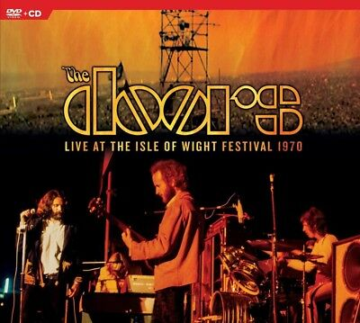 Doors The - Live At The Isle Of Wight Festival 1970 (Dvd+Cd)