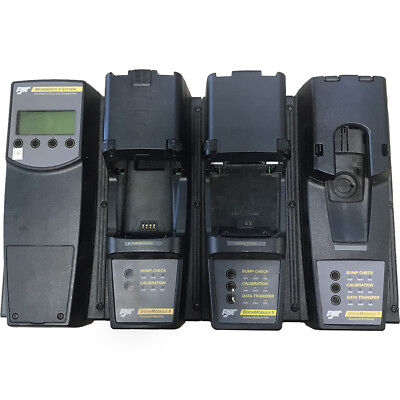 BW MicroDock II Bump Test and Calibration Station