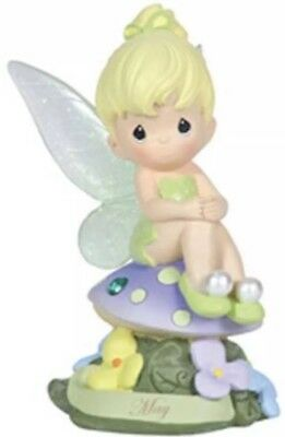 Precious Moments Disney Showcase Collection Tinkerbell Fairy Figure May NEW