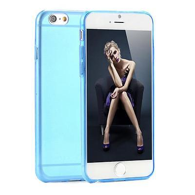 "Coque Transparent Ultra Mince Tpu Douce Flexible 4.7"" Pour Iphone 6"