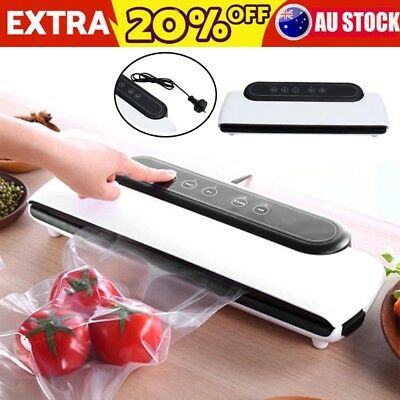 Practical Automatic Household Kitchen Food Vacuum Sealer Packaging Machine AUS