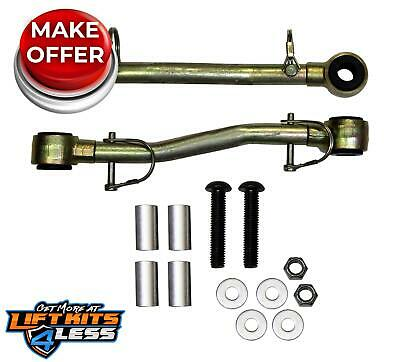Skyjacker SBE126 Sway Bar Ext. End Links Disconnect for 2007-18 Jeep Wrangler JK