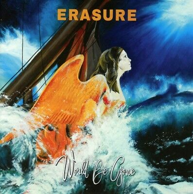 Erasure - World Be Gone, 2 Audio-CDs