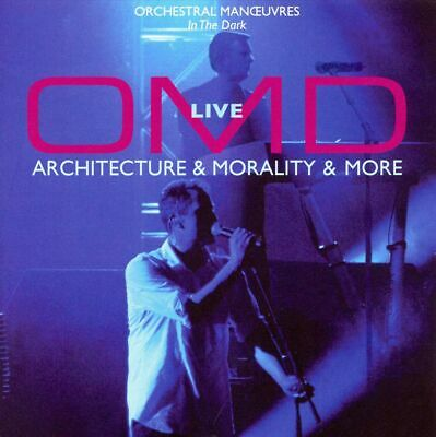 Orchestral Manoeuvres in the Dark - Live: Architecture & Morality & More