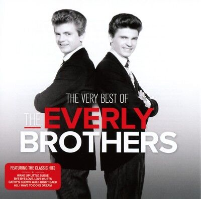 The Everly Brothers - Very Best of the Everly Brothers [Rhino]