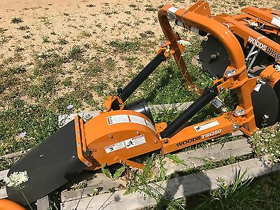 New Woods TSG50 3 Point Stump Grinder