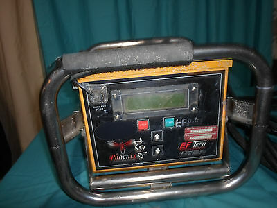 EF Technologies Phoenix ElectroFusion Systems Model 9661 USED