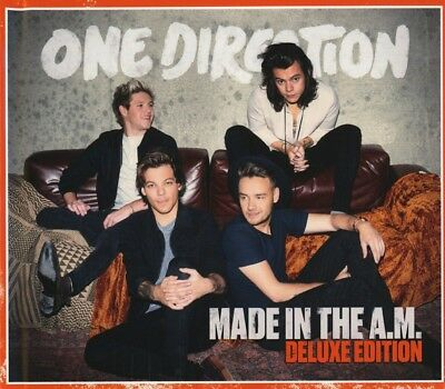 One Direction - Made In The A.M., 1 Audio-CD