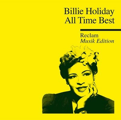 Billie Holiday - Billie Holliday - All Time Best, 1 Audio-CD