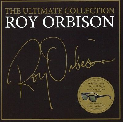 Roy Orbison - The Ultimate Collection, 1 Audio-CD
