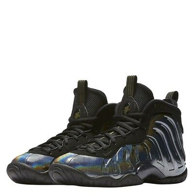 33fb0f06bc5 New Nike Foamposite Little Posite One GS Legion Green Shoes Sneakers 644791- 301