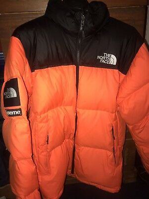 3fbc41c9feba SUPREME X THE North Face Nuptse -  725.00