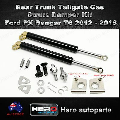 Rear Tailgate Gas Struts for Ford PX Ranger Mazda BT-50 Slow Down new Pair