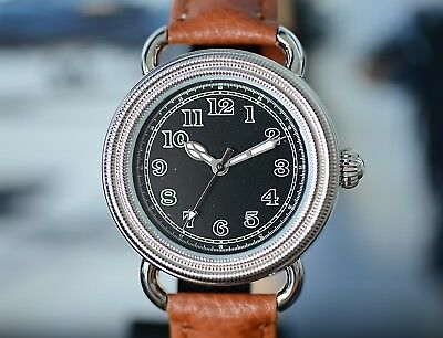 Stunning 1930's German Luftwaffe Pilots Homage Watch - New Watch