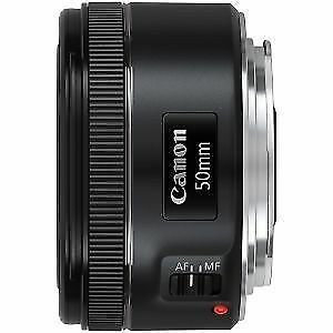 New Canon EF5018ST EF 50MM F/1.8 STM DIAMETER 49MM TO SUIT LENS HOOD ES-68