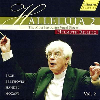 Helmuth Rilling - Halleluja 2: The Most Favourite Vocal Pieces