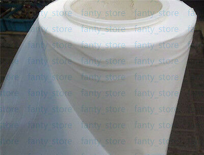 1pcs PTFE Film F4 Foil Thin Sheet 0.05mm * 100mm * 1000mm #U5Q-Z