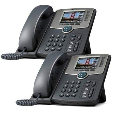 VOIP Cisco SPA525G2 5-Line IP Phone (2 Pack)
