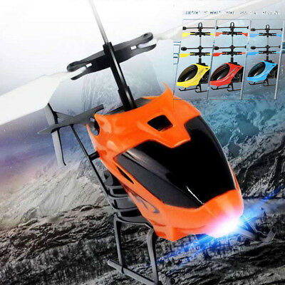 D715 Mini Helicopter Induction Aircraft Remote Control RC Drone Flash Light Toys