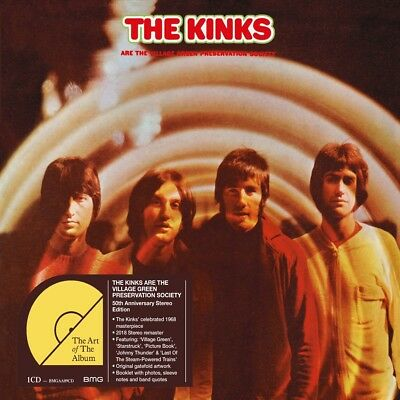 The Kinks - The Kinks Are The Village Green Preservation Socie
