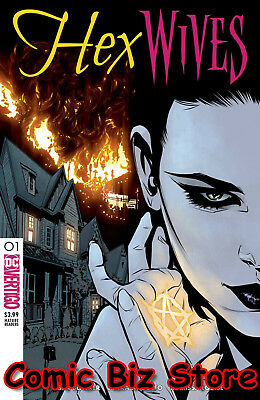 Hex Wives #1 (2018) 1St Printing Bagged & Boarded Dc Universe